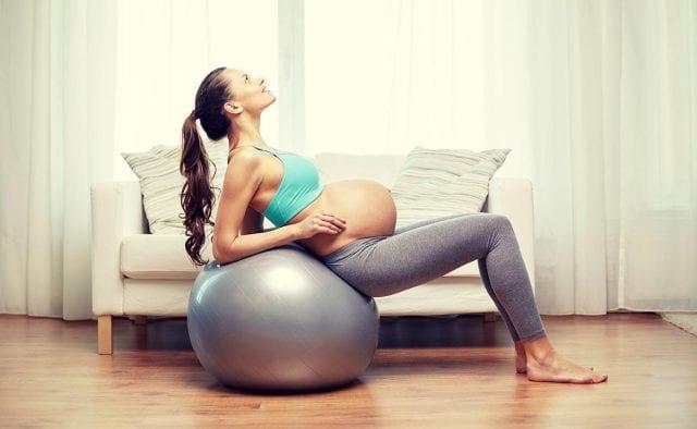 έγκυος και pilates