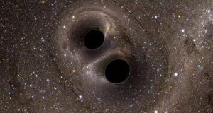 μαύρες τρύπες