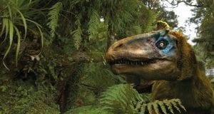 δεινόσαυροι ανταρκτικής