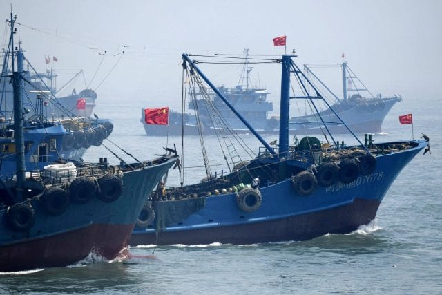 κινεζικός στόλος