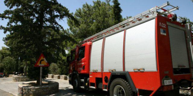 κίνδυνος πυρκαγιάς