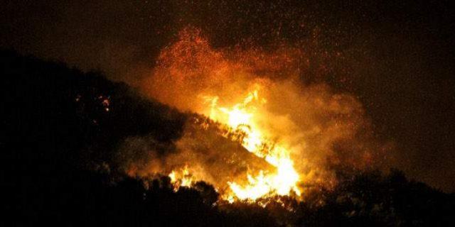 Υπό μερικό έλεγχο η φωτιά στο Σοφικό Κορινθίας - Εκκενώθηκαν προληπτικά οικισμοί και ένα μοναστήρι