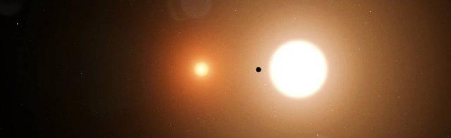 πλανήτης με δύο ήλιους