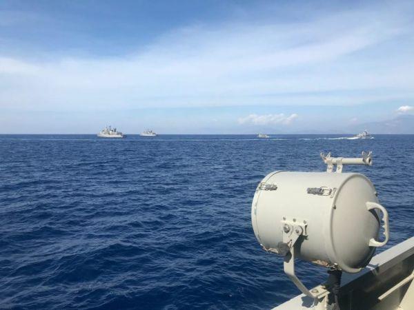 Καστελλόριζο Πολεμικό Ναυτικό