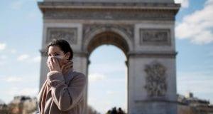Παρίσι κορονοϊός