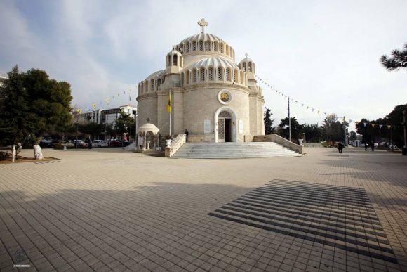 Πλατεία Αγίου Κωνσταντίνου Γλυφάδα
