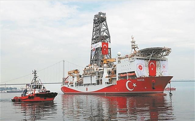 Τουρκία πλοίο