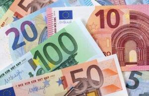 Χαρτονομίσματα του ευρώ