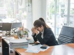 άγχος γραφείο