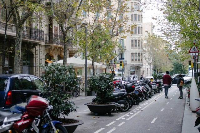 γειτονιά Βαρκελώνη