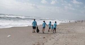 καθαρισμός ακτές