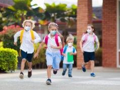 μάσκα σχολείο