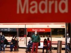covid 19 Ισπανία