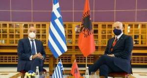 Συμφωνία Ελλάδα - Αλβανία