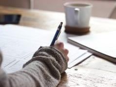 γράψιμο στο χέρι
