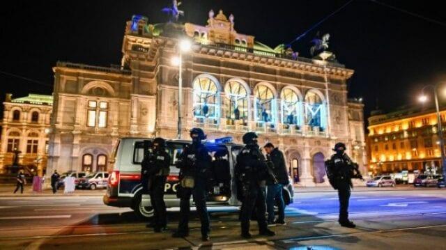 επίθεση Βιέννη