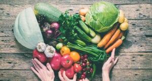 τρόφιμα λαχανικά