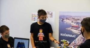 COSMOTE Ekpaideytiki Robotiki Roboarna #2