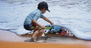 μόλυνση ωκεανών