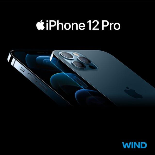 iPhone 12 ORDER, WIND