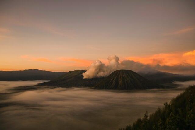 ηφαίστειο Ινδονησία