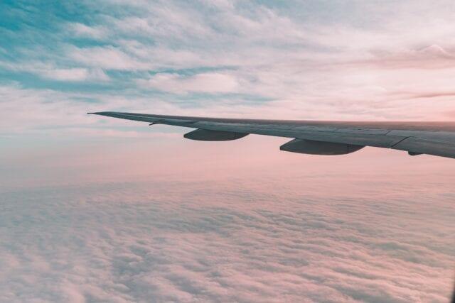 αεροπλάνο ρώμη