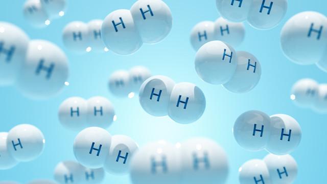 Μόρια υδρογόνου