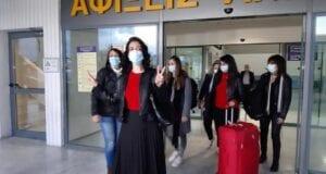 Νοσηλεύτριες Θεσσαλονίκη