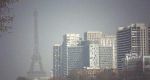 Παρίσι ρύπανση