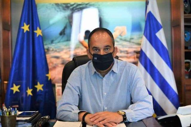 Πλακιωτάκης Γιάννης υπουργός ναυτιλίας