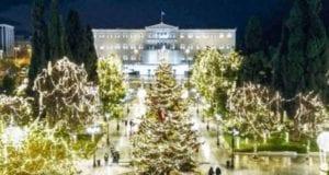 Στιγμιότυπο του βίντεο A Christmas Greeting from Athens