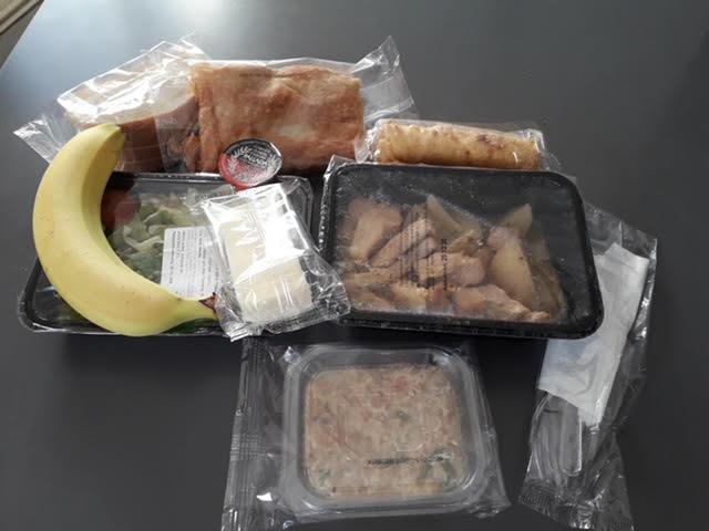 άστεγοι γεύματα