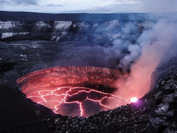 ηφαίστειο χαβάη