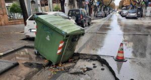 Θεσσαλονίκη - ζημιές
