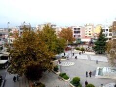κεντρική πλατεία Κομοτηνή