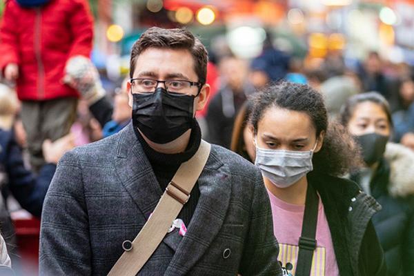 κορονοϊός μάσκα