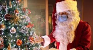 χριστούγεννα κορονοϊός