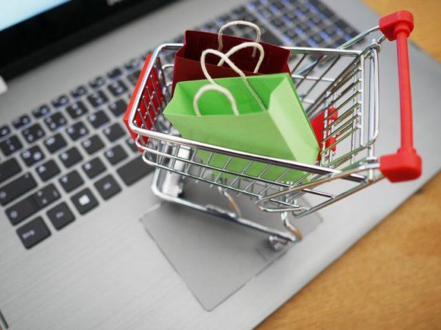 Click away ψώνια