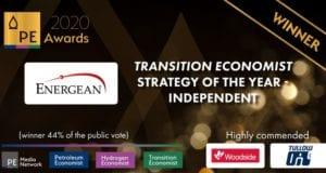 Petroleum Economist Award