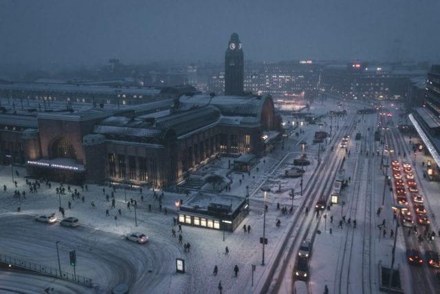 Ελσίνκι, Φινλανδία