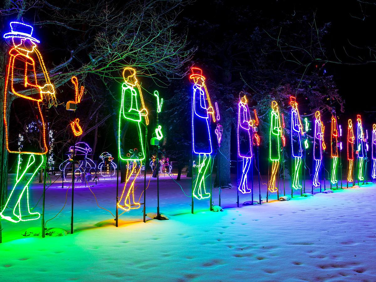 bhp enchanted holiday forest saskatoon facebook