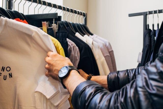καταστήματα, click in shop