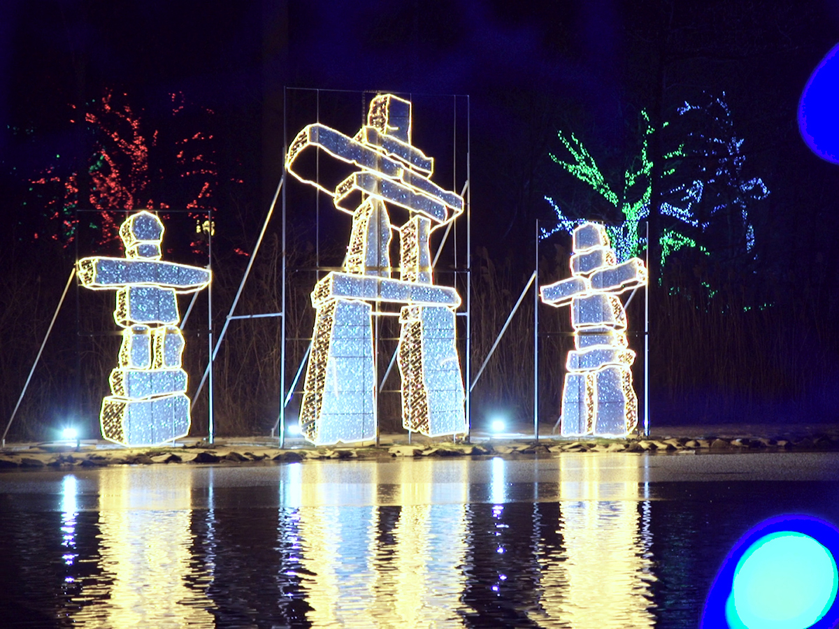 festival of lights niagara
