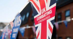 Η Αγγλία στη μάχη κατά του κορονοϊού