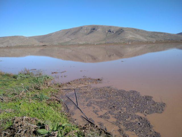Καρδίτσα πλημμύρες 05012021 ΕΡΤ1