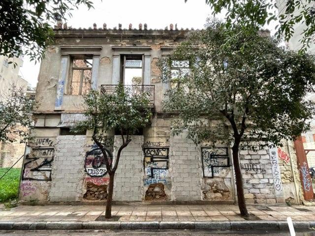 63 κτηρια της Αθήνας προς ανάδειξη