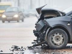 ατύχημα αυτοκίνητο