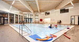 βιώσιμη πισίνα