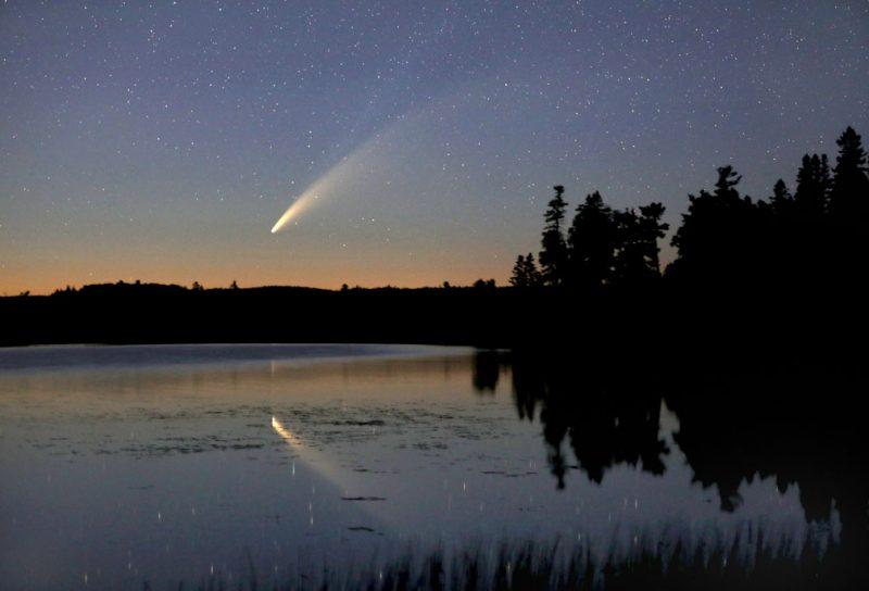 κομήτης Neowise