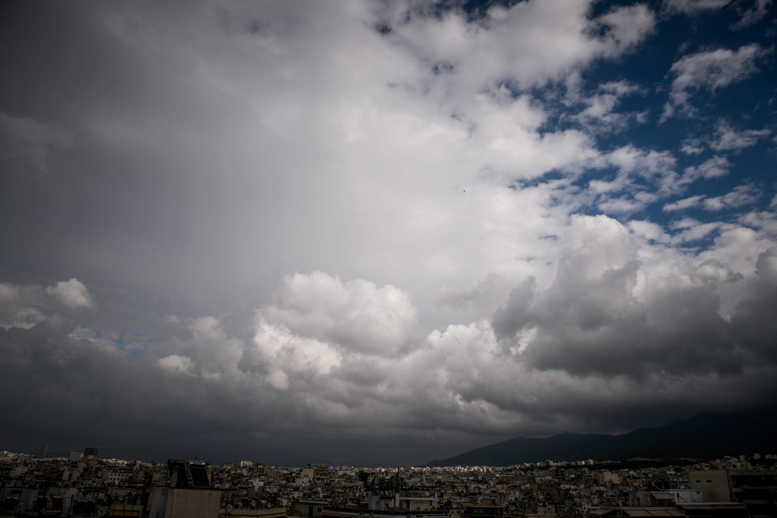 Κύμα κακοκαιρίας που επηρεάζει και την Αττική, Δευτέρα 4 Ιανουαρίου 2020 (ΤΑΤΙΑΝΑ ΜΠΟΛΑΡΗ)